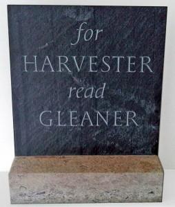 Finlay_HarvesterGleaner
